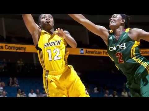 Tulsa Shock Fifth Anniversary Video