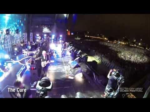 The Cure - Push (Austin City Limits Music Festival 2013)