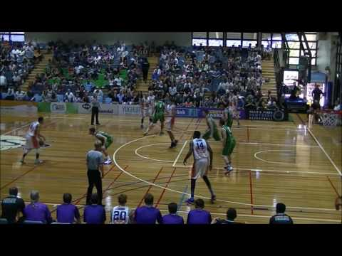 Gold Coast vs Sunshine Coast Clippers 2016