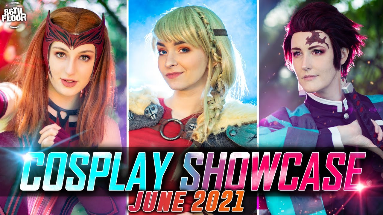 86TH FLOOR COSPLAY MUSIC VIDEO - June 2021 Cosplay Showcase *BRAND NEW COSPLAYS*