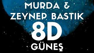 Murda - Gune   ft  Zeynep Bastik ft  idaly 8D SES  AUDiO  Resimi