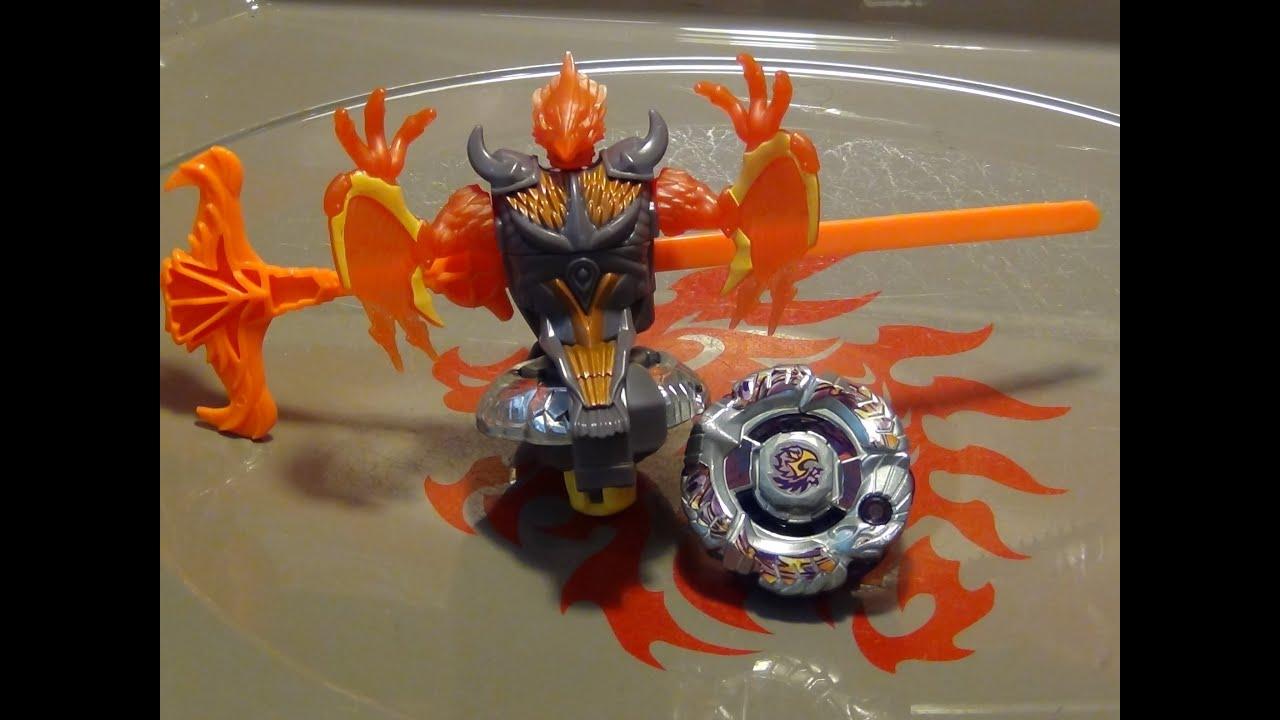 Coloriage Beyblade Shogun Steel.Battle Beywarrior Battler Archer Griffin Ra Vs Beyblade Zero G