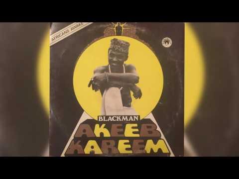 'Blackman' Akeeb Kareem // Jealousy