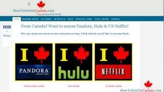 """Pandora Canada"" 