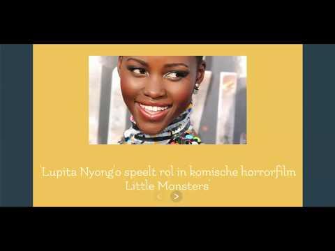 Lupita Nyong'o speelt rol in komische horrorfilm Little Monsters