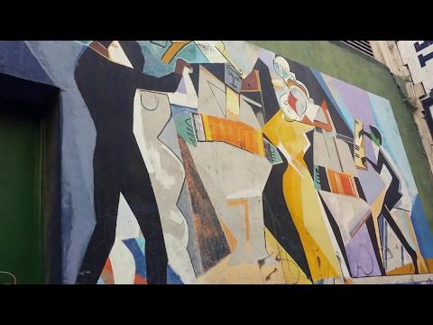 murales street art - Buenos Aires