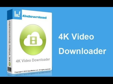 4k Video Downloader.