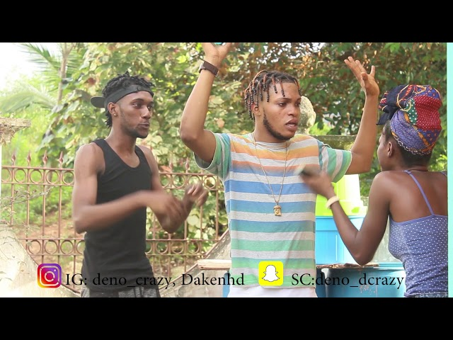 I dont want your help!!! DakenHD ft  Deno D tv