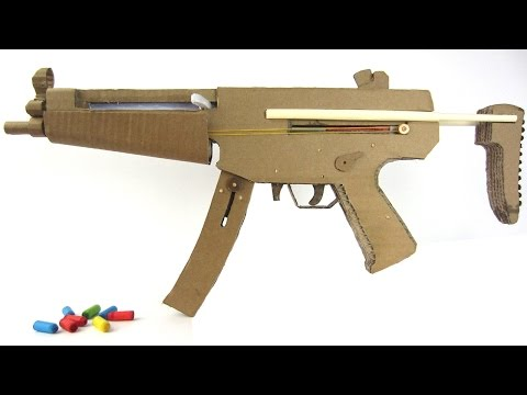 Thumbnail: How To Make Mp5 That Sh00ts - With Magazine