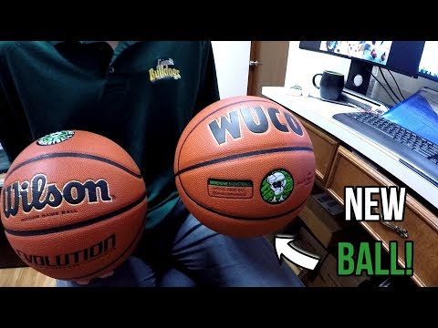 Thumbnail: This BASKETBALL is BETTER than the WILSON EVO?!