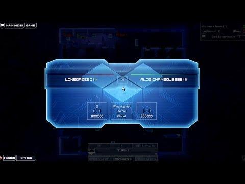 Gaming Gauntlet - Lone VS Jesse: Frozen Synapse