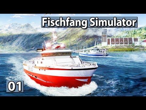 Fischfang Simulator 🐟 Fishing Barents Sea Preview von Opas Kutter ► deutsch