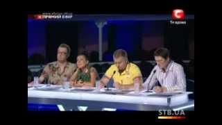 «The X-factor Ukraine» Season 2. Ninth live show. part 6
