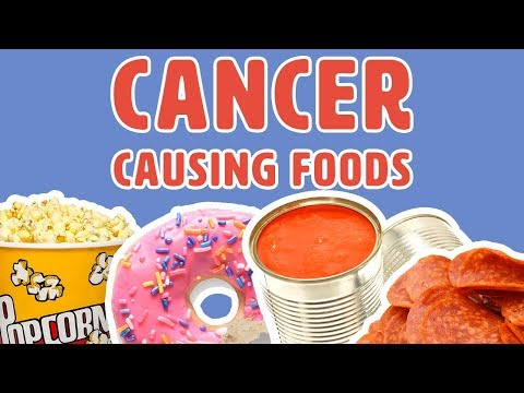 12 Cancer Causing Foods That You Should Not Eat
