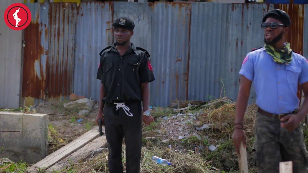 POLICE TRAINING LESSON  (PART 1)?♂️?♂️?♂️ brodashaggi | officer woos | comedy