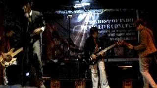 HACHI The Best Of Indie Music Live Concert 21 Mei 2010 by IRO