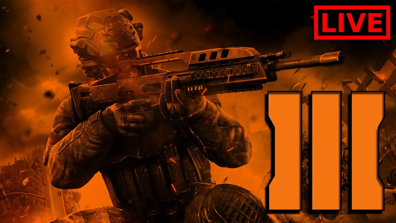 Call of Duty: Black Ops 3 - Zombies and Multiplayer | Ember Streaming