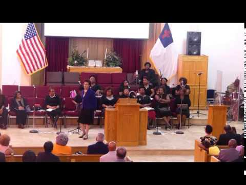 Daniel Circle Chapel (Rev. P. Evans) 10.22.2017
