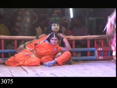 Odia ramayan nataka (khaji pali) part-7 bhagaban sethi
