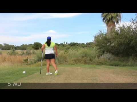 Andrea Reyes- Zapata High School 2016- Golf VIdeo