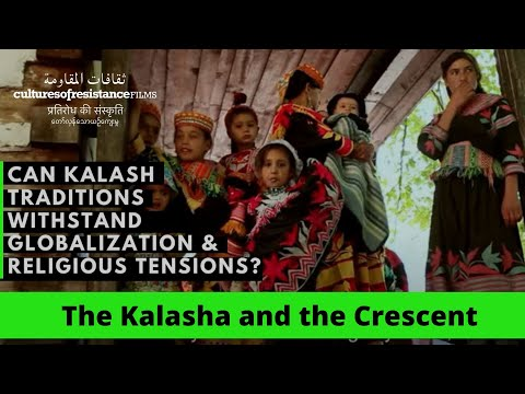 The Kalasha and the Crescent