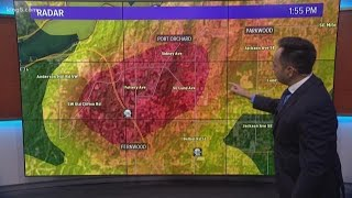 Weather: Port Orchard tornado on the radar