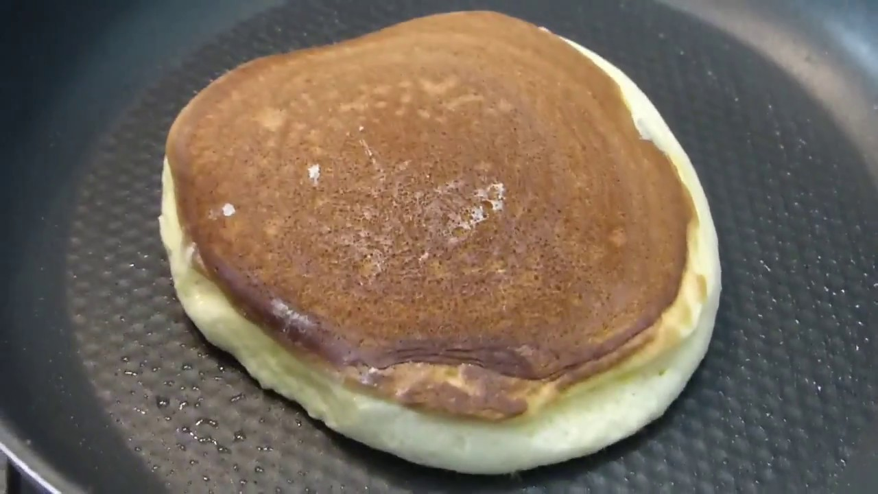 Pancakes O Panqueques Sin Leche Youtube
