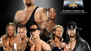 Official Theme Song Wrestlemania 24 1/2 w/ Lyrics