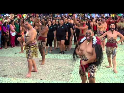 Indigenous sports teams meet in Palmas, Brazil for inaugural worldwide Indigenous Games