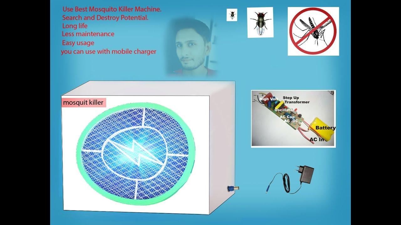 homemade mosquito killer - YouTube for Homemade Mosquito Killer  143gtk