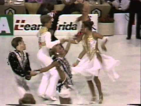Download Dans fra de tidlige 1980, ere med eliten i dansk dans.