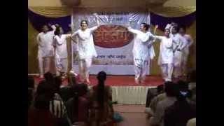Shreya Kant - Yeshu Teri Jai Jaikar ( dance)