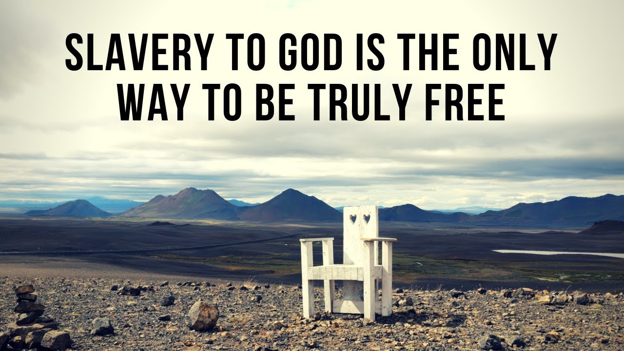 Sermon Jam: Slavery to God Is True Freedom (Mark Ballenger)