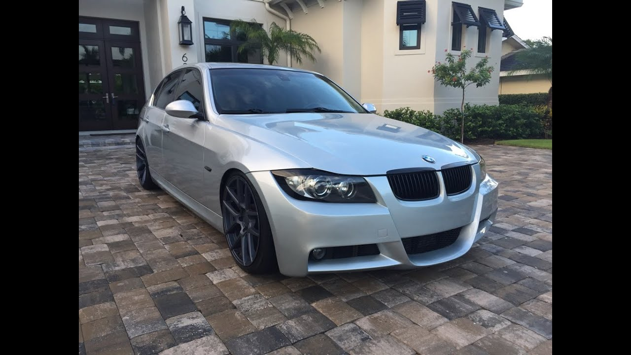 2008 bmw 335i sedan for sale by auto europa naples youtube. Black Bedroom Furniture Sets. Home Design Ideas