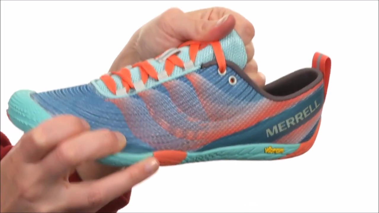 f61304f86f Running Shoes for Forefoot Strikers - Merrell Vapor Glove 2 Trail Running  Shoe Review