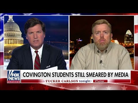 'We're All Hurting': Covington HS Chaperone Says Media Fed on People's 'Worst Expectations'