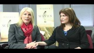 Hidden Wives Claire Avery Book Trailer