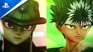 Jump Force | Hiei & Meruem Launch Trailer | PS4