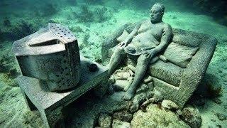 Находка тысячелетия: Что обнаружили на дне моря?