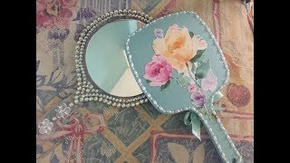 Como decorar espejos