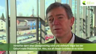 Gewichtszunahme in der Schwangerschaft – Interview mit Prof. Dr. Hans Hauner
