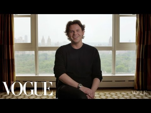 Christopher Kane -Vogue Voices