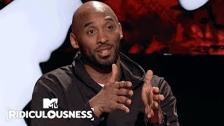 Kobe Bryant Discusses Life After Retiring | Ridiculousness | MTV