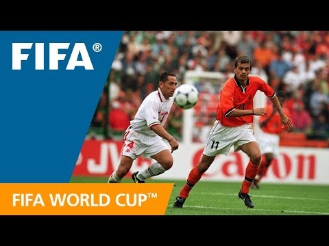 World Cup Highlights: Netherlands - Mexico, France 1998