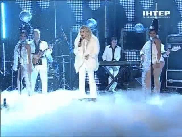 LOBODA — Happy New Year (ABBA cover)