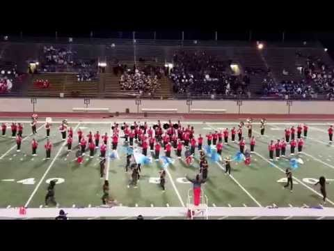 Hoke County High School Marching Band 11/2/14