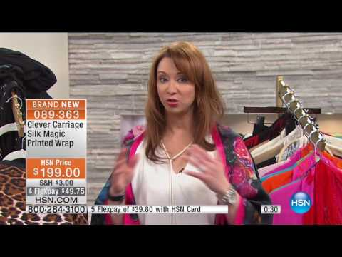 HSN | Clever Carriage Company Fashions & Accessories 05.10.2017 - 07 PM