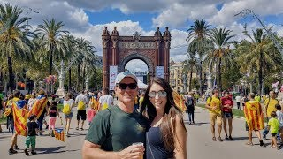 Dave and Jen visit Spain