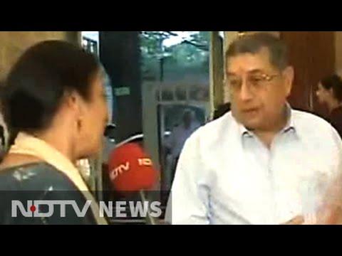 Is N. Srinivasan backing sharad Pawar to become BCCI president?