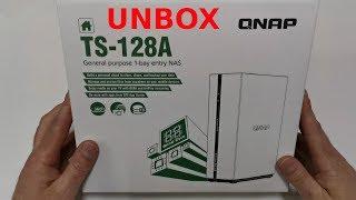 Qnap TS-128A - NAS Unbox